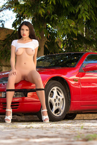 International Playboy Model Niemira