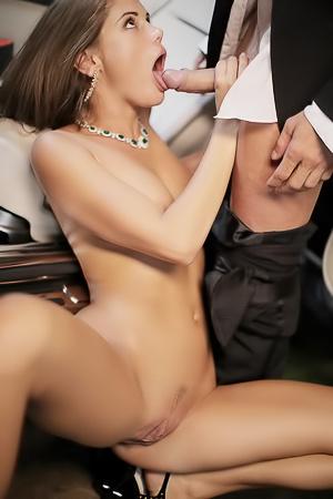 Sexy Porno Galleries -- Caprice Via X-Art