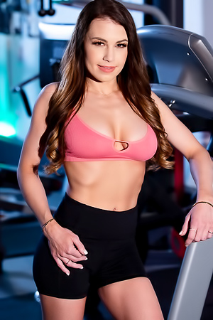 Kendall Kayden In Proper Workout With Some Intense Bedroom Sex