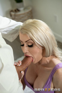 Katie Monroe Smoking Hot Blonde MILF