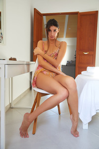 Charming Beauty Bambi Joli Stripping
