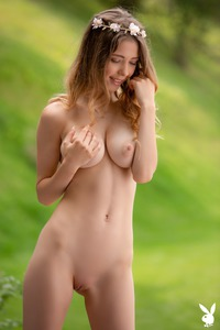 Ukrainian Model Mila Azul