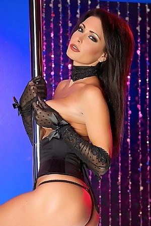 Jessica Jaymes Hot Table Dancer Babe