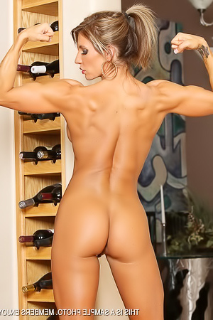 Fitness Beauty Abby Marie