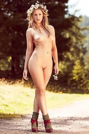 Patrizia dinkel nackt im playboy
