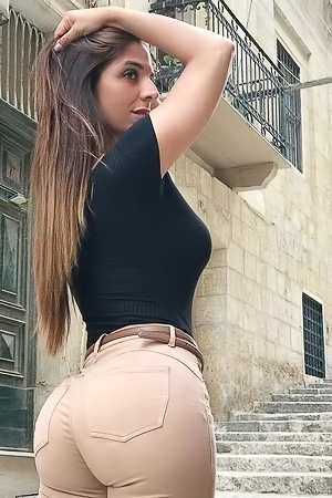 Snickers Baby Ass In Jeans