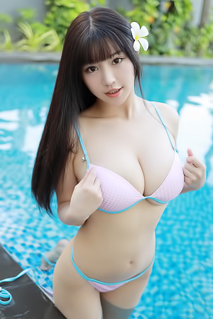 'Waterlily' with Zhu Ke Er via All Gravure
