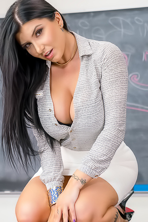Romi Rain Sexual Intercourse 101