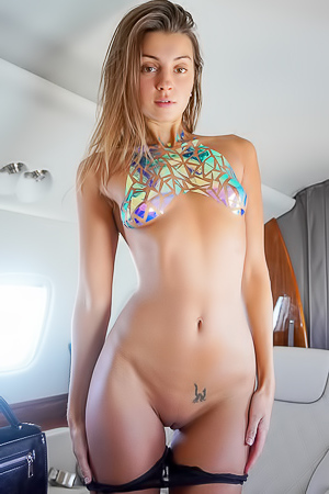 Melena Maria Rya Mile High Club Watch4Beauty